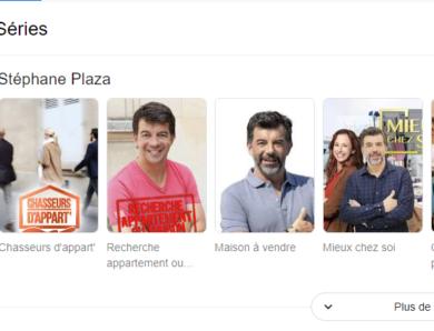 Dans quelles émissions TV retrouver Stéphane Plaza ?