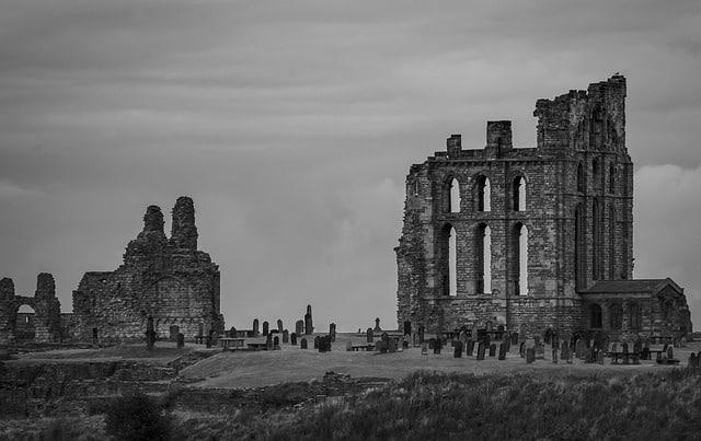 ruine monastere tynemouth