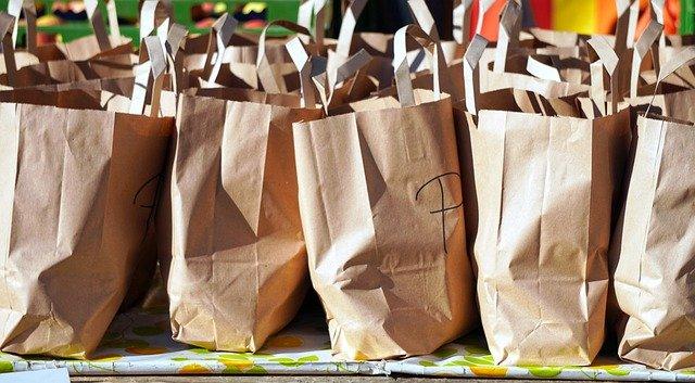 sac à provisions